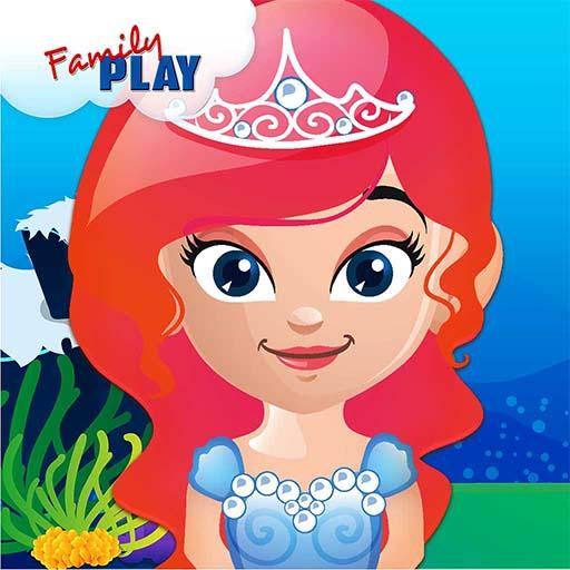 Mermaid Princess Pre K Games APK Mod Download for android