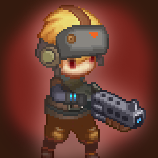 Mystic Gunner Roguelike Shooting Action Adventure APK Mod Download for android