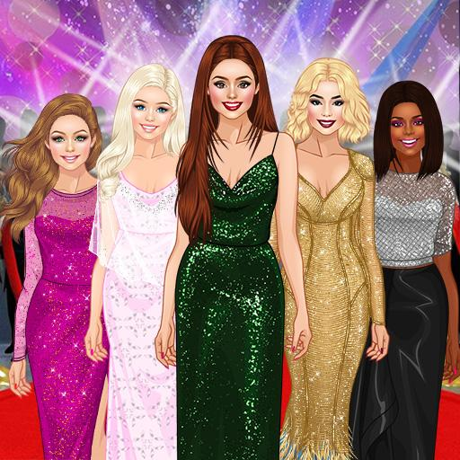 Red Carpet Dress Up Girls Game APK Mod Download for android