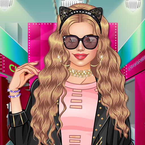 Rich Girl Crazy Shopping - Fashion Game APK Mod Download for android