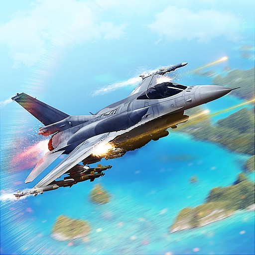 Sky Warriors Air Clash APK Mod Download for android