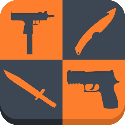 Ultimate Quiz for CSGO - Skins Cases Players APK Mod Download for android