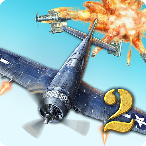 AirAttack 2 - WW2 Airplanes Shooter APK Mod Download for android