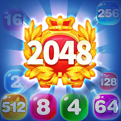 Bubble Merge 2048 APK Mod Download for android
