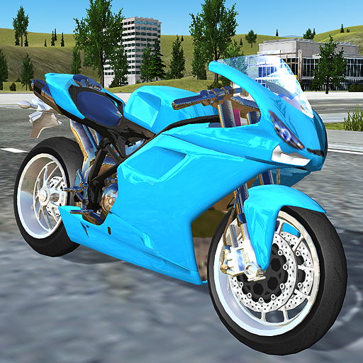 Extreme Bike Driving 3D APK Mod Download for android