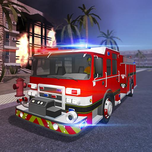Fire Engine Simulator APK Mod Download for android