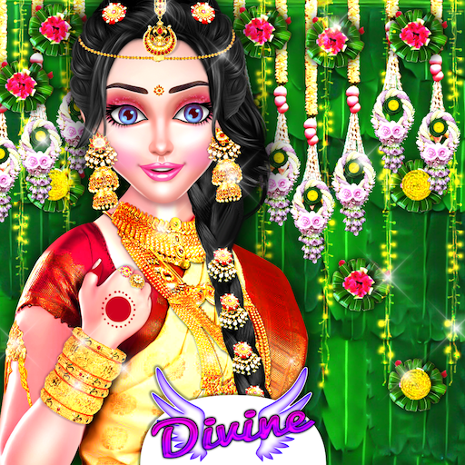 Royal South Indian Wedding Ritual Fashion Salon APK Mod Download for android