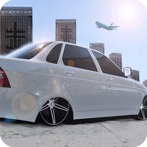 Russian Cars Priorik APK Mod Download for android