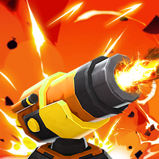 Super Crush Cannon - Ball Blast Game APK Mod Download for android