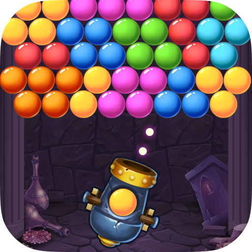 Bubble Pop Cannon Saga APK Mod Download for android