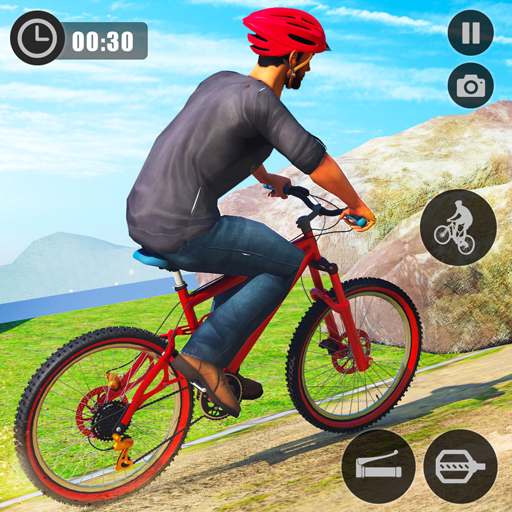 Offroad Bicycle BMX Riding APK Mod Download for android