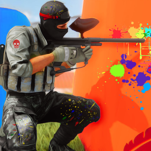 PaintBall Shooting Arena3D Army StrikeTraining APK Mod Download for android