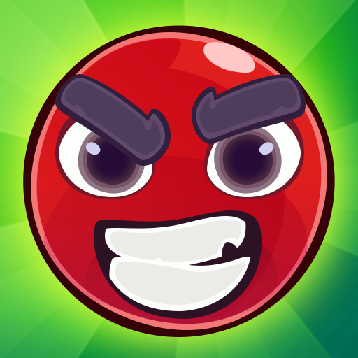 Red Bounce Ball Jumping and Roller Ball Adventure APK Mod Download for android